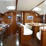 sailboat inside