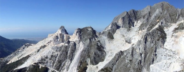 Carrara Marble tour
