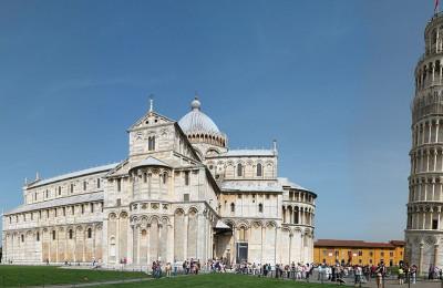 Pisa Piazza dei Miracoli