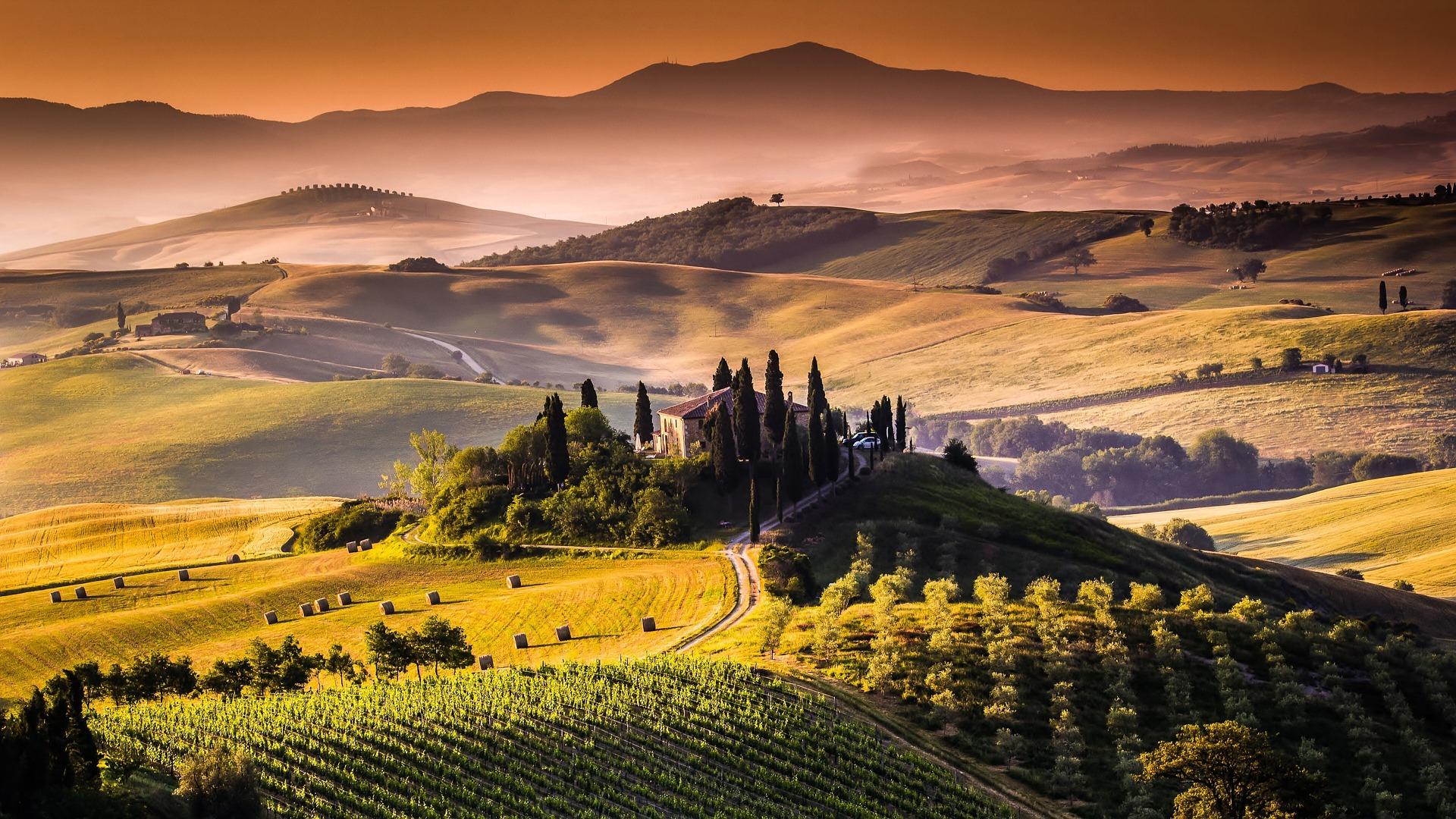 Best Of Tuscany Walking Tour