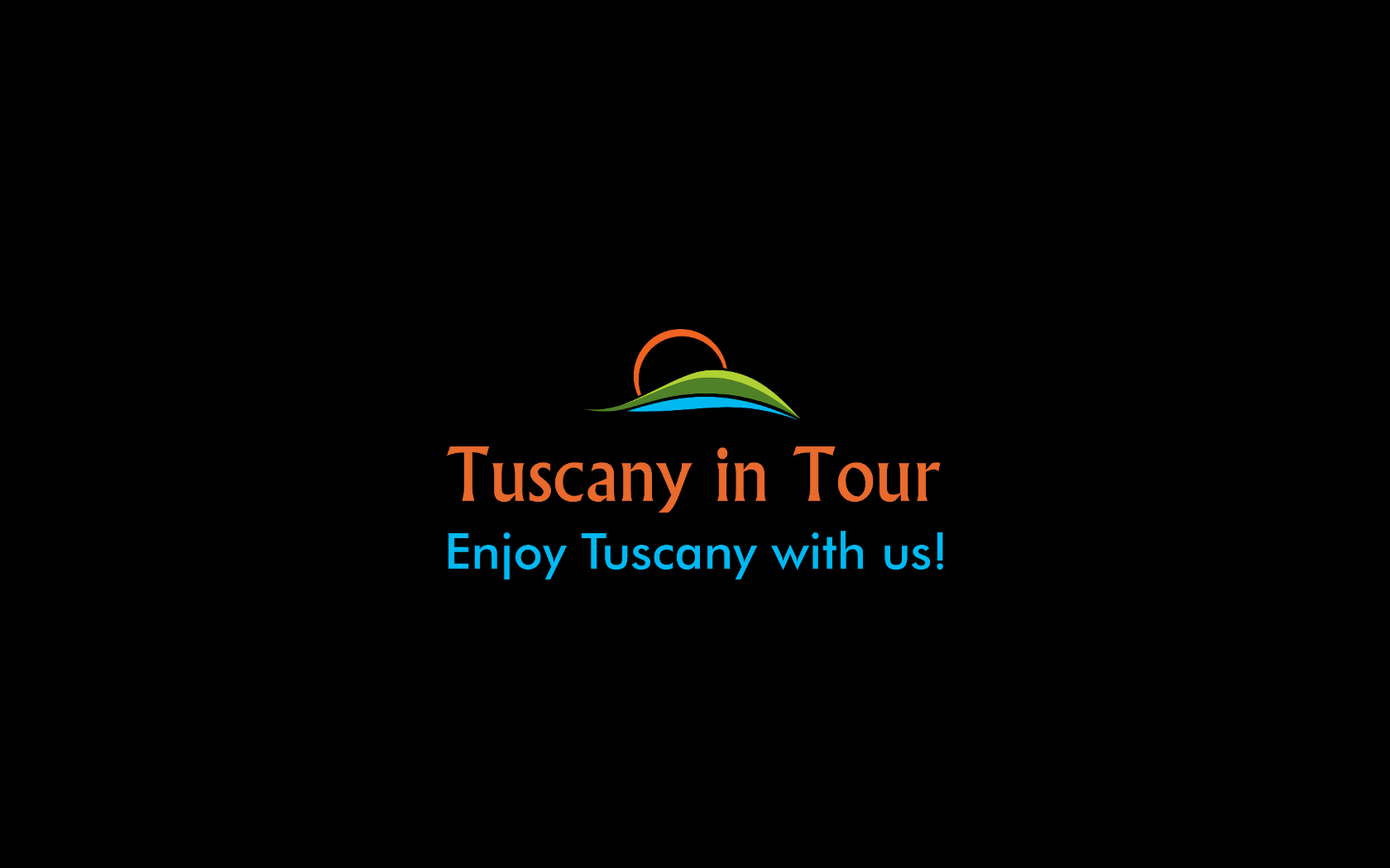 tuscany in tour logo
